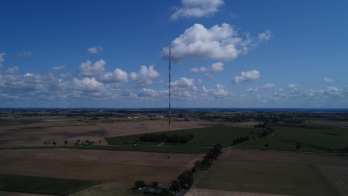 Zdjęcie główne Antena Trzeciewiec koło Bydgoszczy