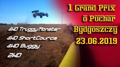 zdjecie lektora I Grand Prix o puchar Bydgoszczy modeli RC 2019